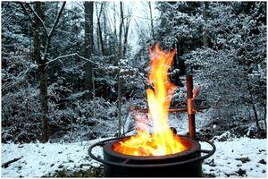 Бездымные насадки на огонь: меньше стресса, больше тепла