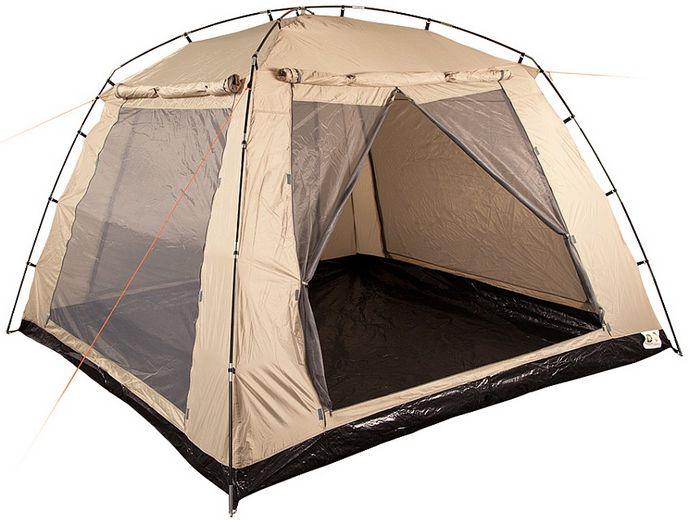 Тент-палатка Cook Room от компании Кемпинг, характеристики, устройство, вместимость, потребительские качества, общие впечатления от использования, обзор.