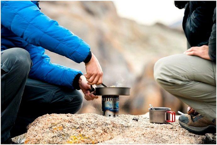 Лучшее кухонное оборудование: будь туристическим шеф-поваром