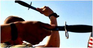 Как метать метательный нож: приемы, которым может научиться каждый