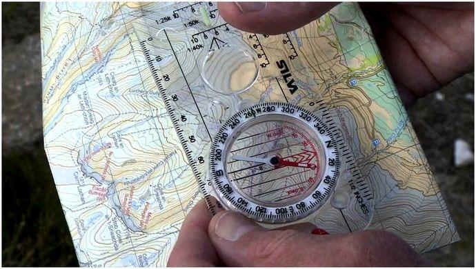 Чтение карт: как ориентироваться на любой карте