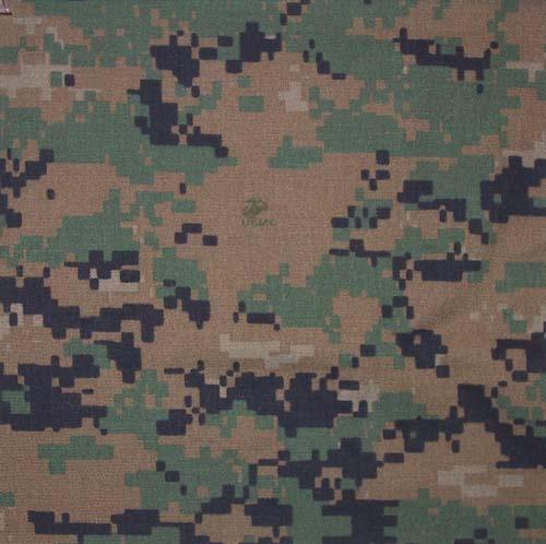 Армейские и полицейские образцы американского камуфляжа, MARPAT, ACU и другие, эффективность камуфляжного рисунка.