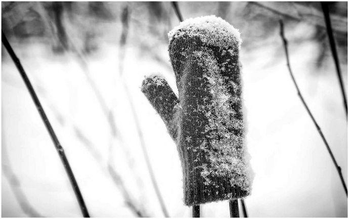 Перчатки лучших туристов: для прекрасного зимнего отдыха