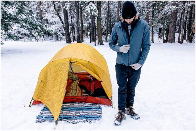 Советы для кемпинга в холодном климате: безопасность, приключения и волнение