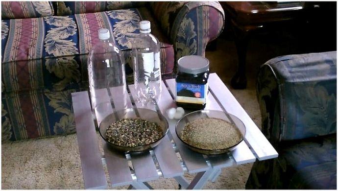 Как сделать фильтр для воды: утолить жажду чистой водой