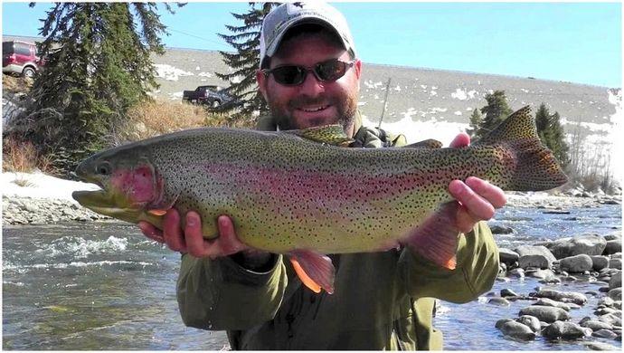 Рыбалка советы на реке: A, B, C, рыбалка на реке