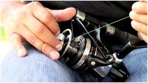 Как связать удочку: ловить рыбу легко