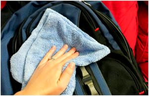 Как постирать рюкзак: избавиться от этого грязного чувства