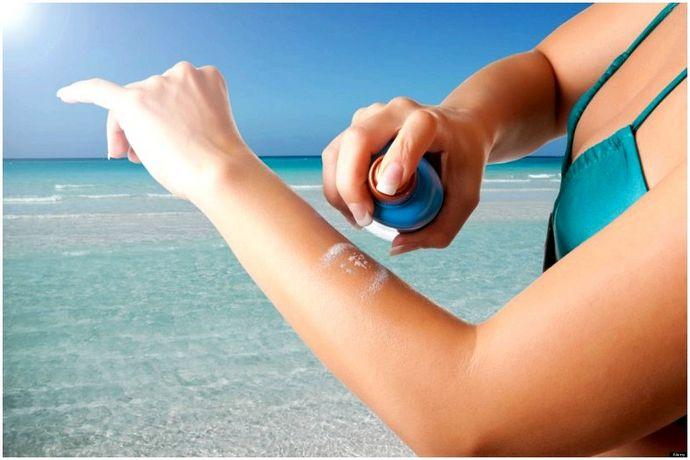 Солнцезащитный крем с инсектицидом: зачем его использовать