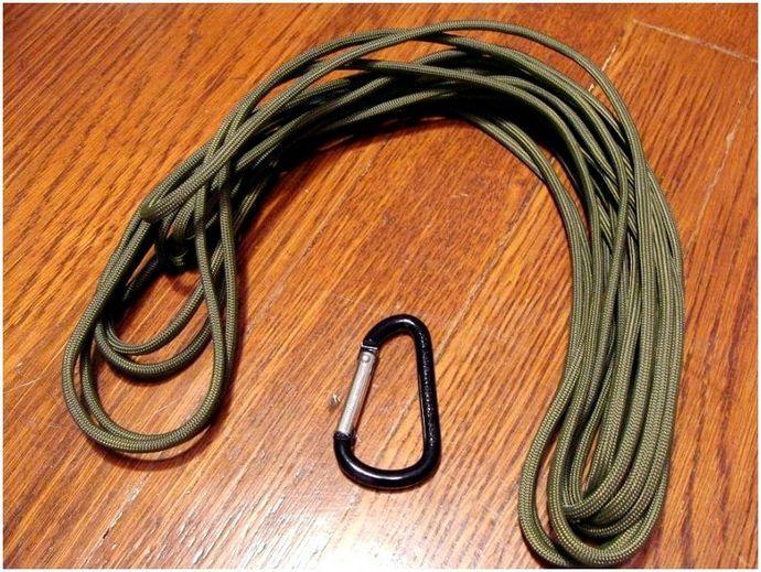 Как сделать шнур для паракорда: 3 разных стиля для одного и того же результата