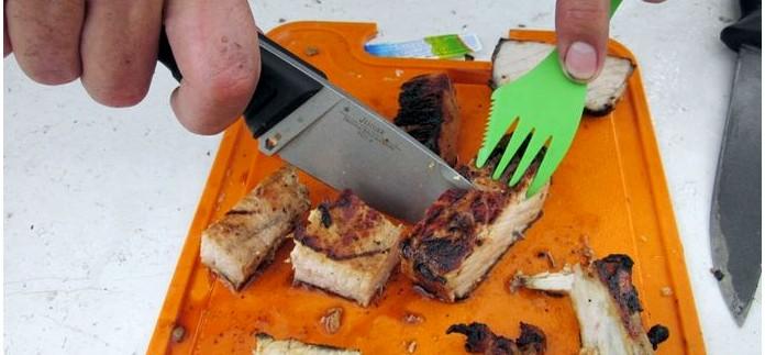 Инструменты, посуда и полезные приспособления используемые при приготовлении блюд на гриле, мангале или в казане.