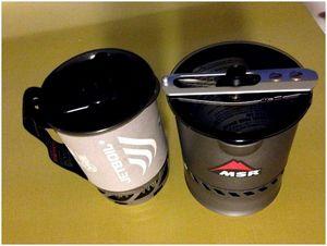 MSR Reactor VS Jetboil: как использовать эти кулинарные системы