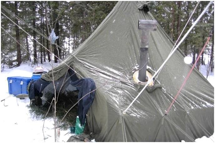 Зимние палатки: лучшее, чтобы вы чувствовали себя комфортно