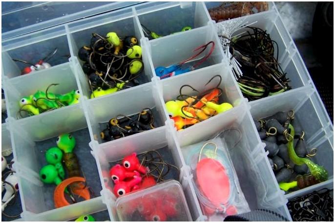 Рыболовное снаряжение для пеших туристов: рыба в дороге