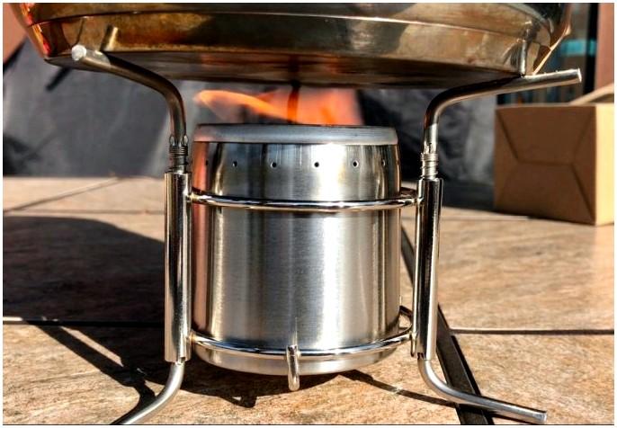 Лучшая алкогольная печь: готовь, нагревай, наслаждайся