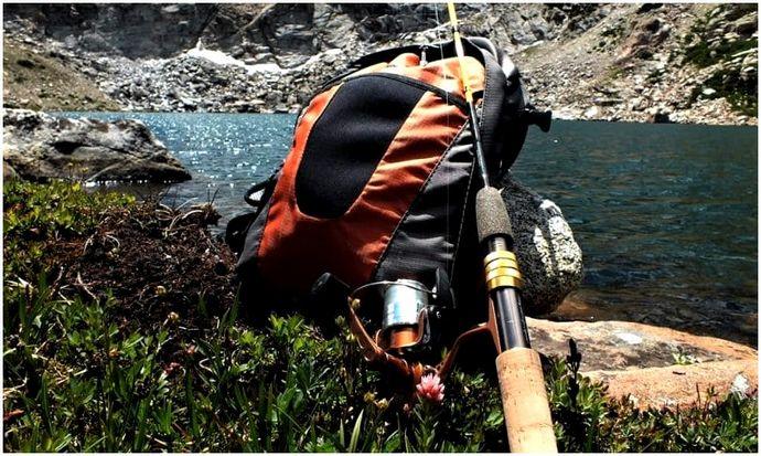 Лучший рыболовный рюкзак: организованный, сухой и готовый к ловле