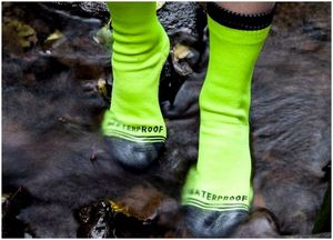 Лучшие водонепроницаемые носки: сохраняйте тепло и сухость на улице