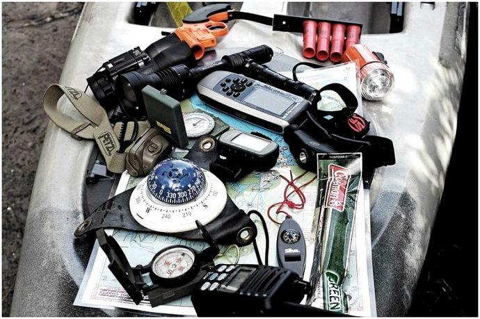 Оборудование для пеших прогулок: как сделать свое снаряжение