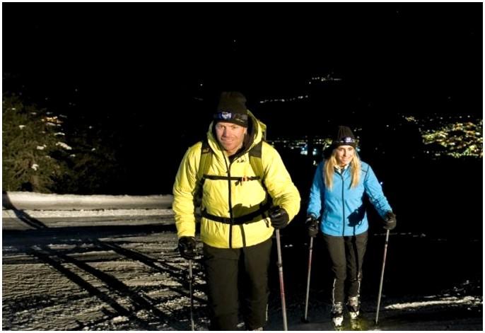 Ночные походы: отличный способ насладиться горами