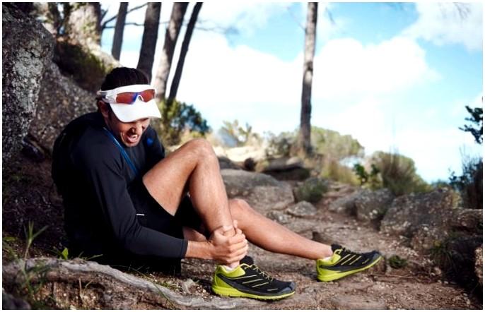 Укрепление голеностопного сустава: упражнения для подготовки к дорожке
