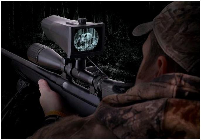 Лучшая цифровая система ночного видения: не прекращайте охоту только потому, что ночь