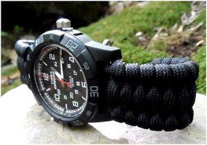 Paracord Watch Band: как это сделать и как его использовать