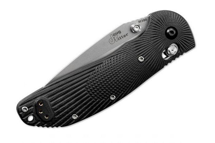 Складной нож Doug Ritter RSK Mk1-G2, описание и характеристики, отличия от складного ножа Doug Ritter RSK Mk1 первого поколения.