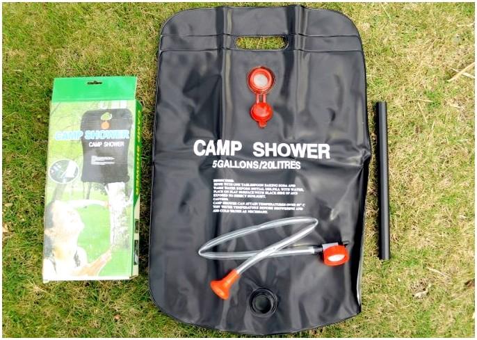 Душ Backpacker: наслаждайтесь чистым временем в Дикой местности