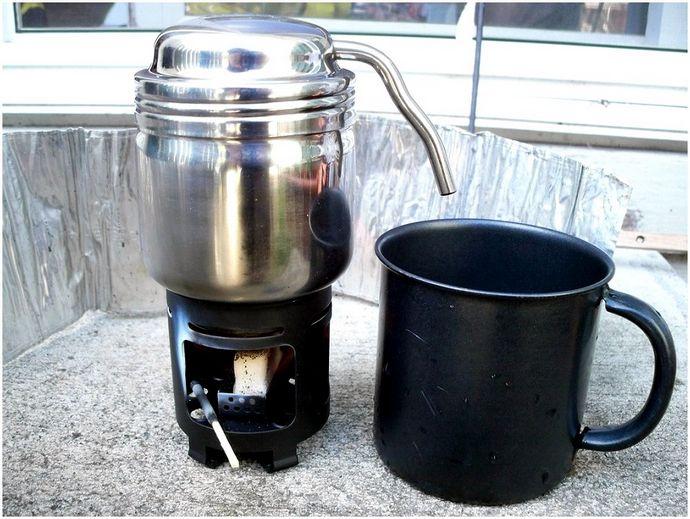 Лучшая походная кофеварка: принеси свое пиво