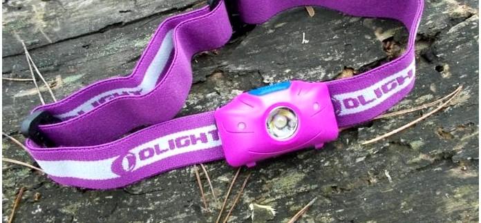 Налобный фонарь Olight H05 Active, устройство, характеристики, яркости и режимы работы, особенности освещения, включения и переключения режимов, обзор.