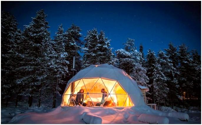 Советы по сну в холодной палатке: не позволяйте холоду беспокоить вас