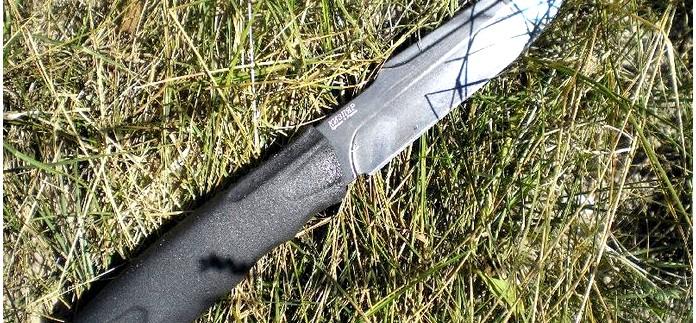 Туристический нож Орлан-2 от Кизляр, описание, обзор, тест и впечатления от использования.