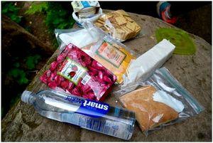 Идеи обеда с рюкзаком: лучшая еда для вашего отдыха вдали от дома