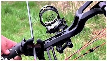 Лучший вид дуги: для размещения всех стилей стрельбы