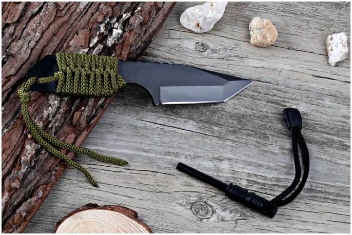 Лучший походный нож: активизируйте игру на свежем воздухе!