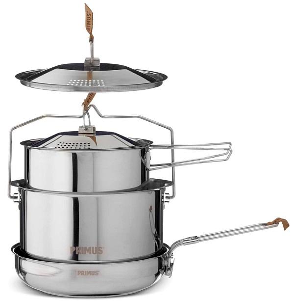 Как выбрать подходящую посуду для похода, походная посуда из анодированного алюминия и нержавеющей стали, преимущества и недостатки.