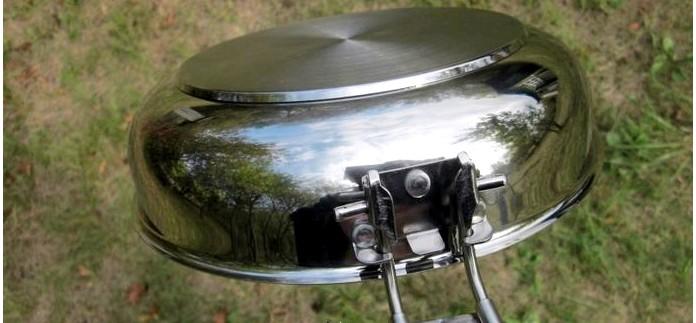 Посуда из нержавеющей стали, что такое медицинская сталь, выбор посуды, ее теплопроводность, посуда из нержавеющей стали с двойным и тройным дном.