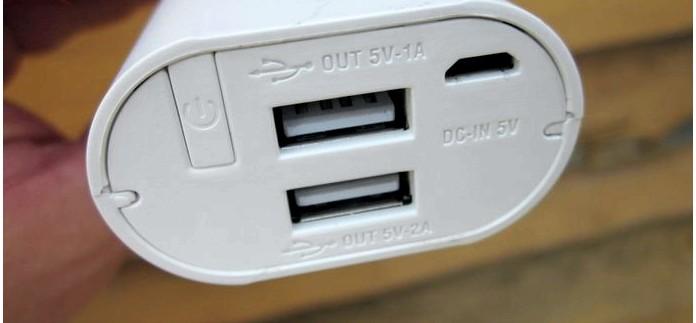 Power bank и зарядное устройство Soshine E4 на аккумуляторах 18650, два в одном, устройство и обзор.