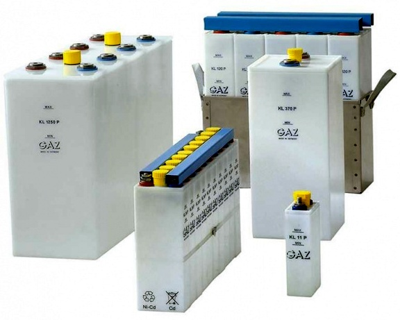 Щелочные никель-кадмиевые аккумуляторы, краткое описание, применение, основные преимущества и недостатки.