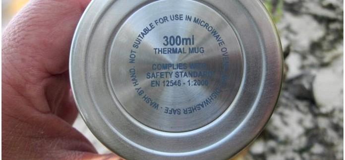 Термокружка Lifeventure Thermal Mug, описание, основные характеристики, обзор.