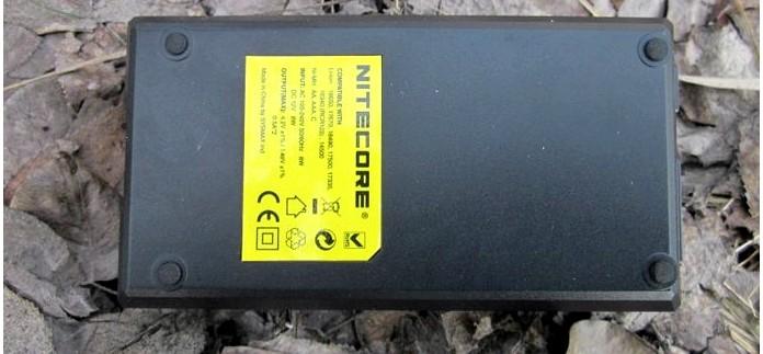 Универсальное интеллектуальное зарядное устройство Sysmax Nitecore Intellicharger i2 v.2 для Li-Ion, Ni-MH и Ni-Cd аккумуляторов, с автоадаптером, контролем уровня заряда батарей, обзор.