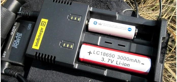 Заряд полностью разряженных литий-ионных Li-ion аккумуляторных батарей, трехступенчатый способ заряда для перевода аккумуляторов в рабочее состояние.
