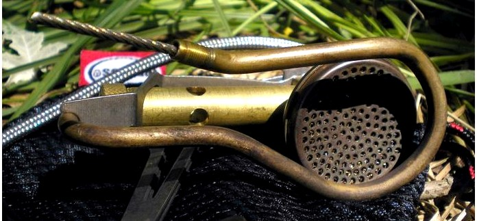 Чистка и обслуживание газовой горелки Primus Express Spider в полевых условиях, зачем нужен тросик в трубке подачи газа на горелке, обзор.