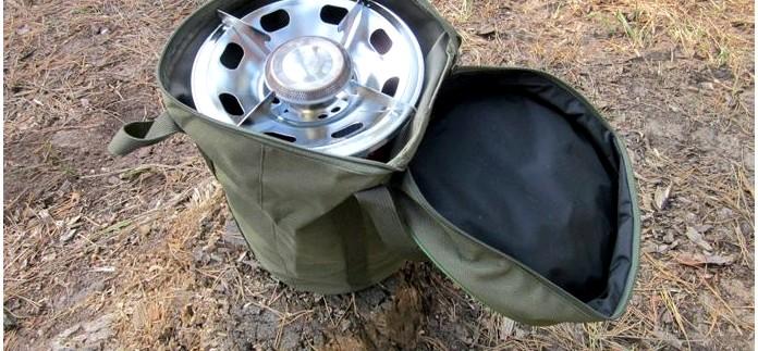 Газовая горелка, комплект Golden Lion RUDYY Rk-2 VIP с перезаправляемым газовым баллоном, для автотуристов и кемпинга, как аварийный или резервный для дома, на случай отключения электричества или газа.