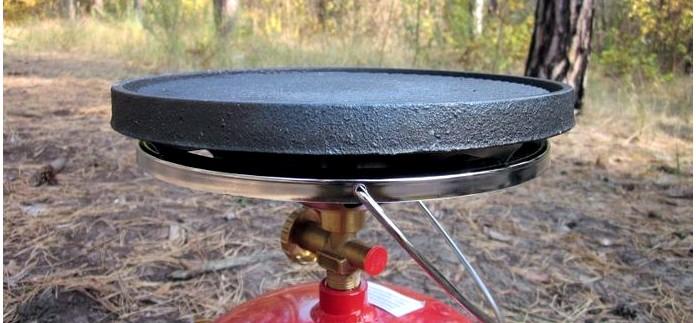 Гриль-пластина Rudyy-Italy и чехол для газовой горелки Golden Lion RUDYY Rk-2 VIP, впечатления от горелки RUDYY Rk-2 VIP.