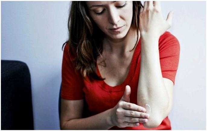 Как долго до появления ядовитой сыпи: как распознать симптомы и лечить сыпь
