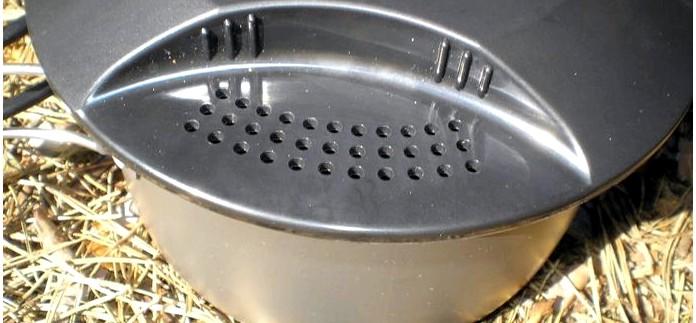 Походная кастрюля Primus Alu Tech 1.2 L из анодированного алюминия, описание, обзор.