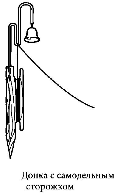 Самодельная донка для ловли рыбы, конструкция, выбор груза, изготовление сторожка, зимняя донка для ловли рыбы со льда из лунок.
