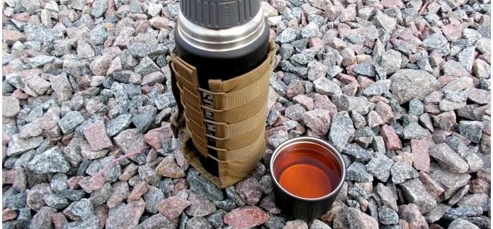 Подсумок для фляг и бутылок UTactic FDP-Bottle, назначение, общие впечатления от использования, функциональность, обзор.