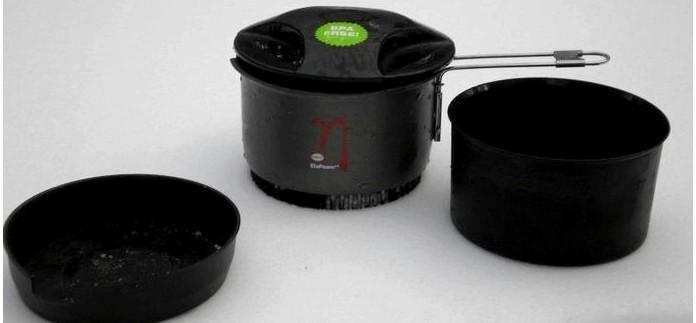 Зимнее тестирование котелка EtaPower Pot 1.2 от Primus, краткий обзор котелка.